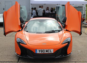 McLaren 650S first drive: Brit supercar contrasts comfort with savage performance - photo 2