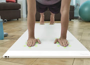 Beacon smart yoga mat teaches perfect technique by detecting weight distribution - photo 3