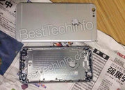 Apple iPhone 6 and iPhone Air leak in clearest photos yet - photo 4