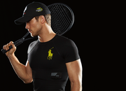 Ralph Lauren Polo Tech shirt doubles as a fitness tracker, debuts at US Open - photo 3