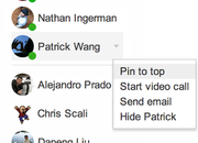 Gmail adds Hangouts tab so you can message friends and email at the same time - photo 2