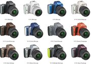 Ricoh's Pentax K-S1 SLR to launch in September, and you can get it in fabric colour options - photo 3