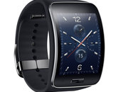 Samsung Gear S smartwatch surprisingly unveiled before IFA, curved display and 3G connectivity - photo 2