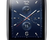 Samsung Gear S smartwatch surprisingly unveiled before IFA, curved display and 3G connectivity - photo 3