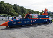 K'Nex Bloodhound claims Guinness World Record; real Bloodhound SSC eyes 1000mph target for 2016 - photo 2