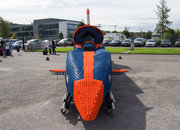 K'Nex Bloodhound claims Guinness World Record; real Bloodhound SSC eyes 1000mph target for 2016 - photo 3