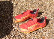 First run: Vivobarefoot Trail Freak running shoes - photo 2