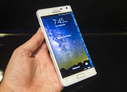 Hands-on: Samsung Galaxy Note Edge review: The Note 4 with curved screen edge in surprise Unpacked unveil - photo 2