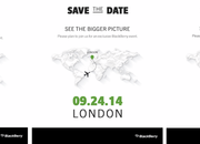 BlackBerry 'See The Bigger Picture' event set for 24 September, possibly for Passport? - photo 2