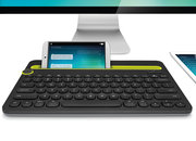 Logitech Bluetooth keyboard dock lets you easily switch from tablet, to smartphone to PC - photo 1