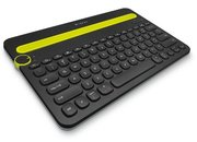 Logitech Bluetooth keyboard dock lets you easily switch from tablet, to smartphone to PC - photo 2