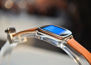 Hands-on: Asus ZenWatch review: A curved glass Android Wear smartwatch that takes a stylish approach - photo 2