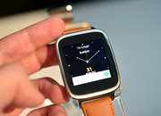 Hands-on: Asus ZenWatch review: A curved glass Android Wear smartwatch that takes a stylish approach - photo 3