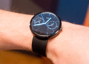 Moto 360 hands-on: The big round smartwatch - photo 5