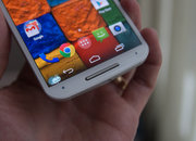 New Motorola Moto X hands-on: A leather flagship to lust after - photo 3