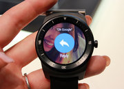 LG G Watch R: Less toy, more watch (hands-on) - photo 2