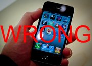 iPhone 4 antenna problems: Apple's contradictory advice - photo 1