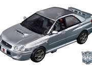 Transformers Alternators - Subaru Impreza Silverstreak - photo 2