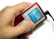 iriver H10 mp3 player - photo 1