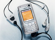 Nokia 6680 mobile phone - photo 4