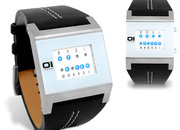 Square Binary Watch - photo 1