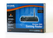 D-Link CABLE DSL RTR 802.11G gaming router - photo 3