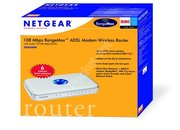 Netgear DG834PN 108 Mbps RangeMax ADSL Modem Wireless Router - photo 3