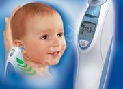 Braun ThermoScan ear thermometer - photo 1