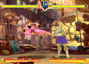 Street fighter alpha anthology - PS2 - photo 3