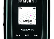 Samsung SGH-Z560 HSDPA mobile phone - photo 1