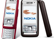 Nokia E65 mobile phone - photo 2