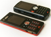 Sony Ericsson Walkman W880 mobile phone - photo 5