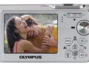 Olympus Mju 760 digital camera - photo 2