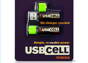 Moixa USBCell batteries - photo 2