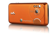 Sony Ericsson W610i mobile phone - photo 2