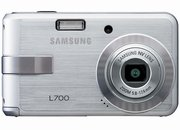 Samsung L700 digital camera - photo 2