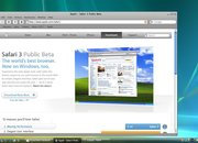 Apple Safari 3 internet browser - PC - photo 1