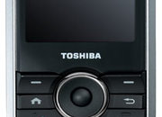 Toshiba G500 smartphone - photo 3