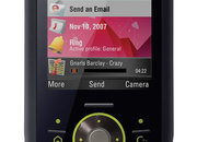 Motorola Z8 mobile phone - photo 2
