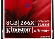 Kingston CompactFlash Ultimate 266X memory card - photo 2