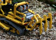Lego Technic 8275 Motorized Bulldozer - photo 4