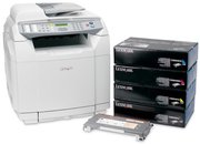 Lexmark X500n multifunction printer - photo 3