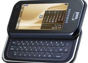 Samsung SGH-F700v mobile phone - photo 2