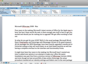 Microsoft Office:mac 2008 - Mac - photo 4