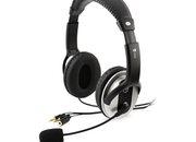 Doro hs210pc multimedia stereo headset - photo 3