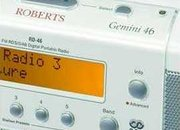Roberts Gemini 46 DAB digital radio - photo 1