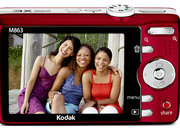 Kodak EasyShare M863 digital camera - photo 3
