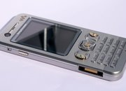 Sony Ericsson W890i mobile phone - photo 3