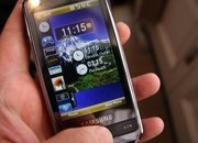 Samsung Omnia (SGH-i900) mobile phone - First Look - photo 3