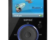 SanDisk Sansa Fuze MP3 player - photo 2